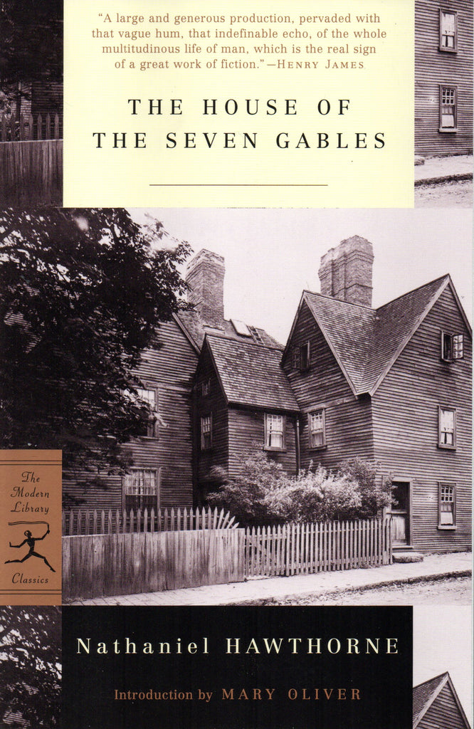 The House of the Seven Gables Modern Library Edition