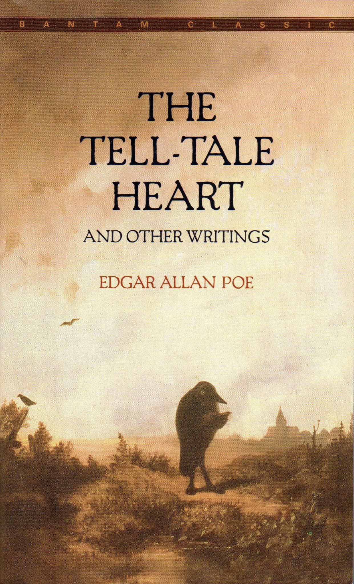 the tell-tale heart and other writings – the marble faun books & gifts