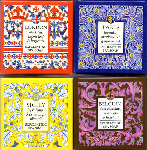 Destination Spa Soaps