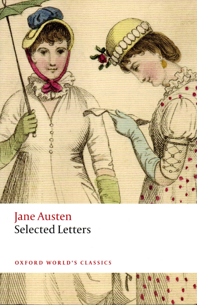 Jane Austen: Selected Letters