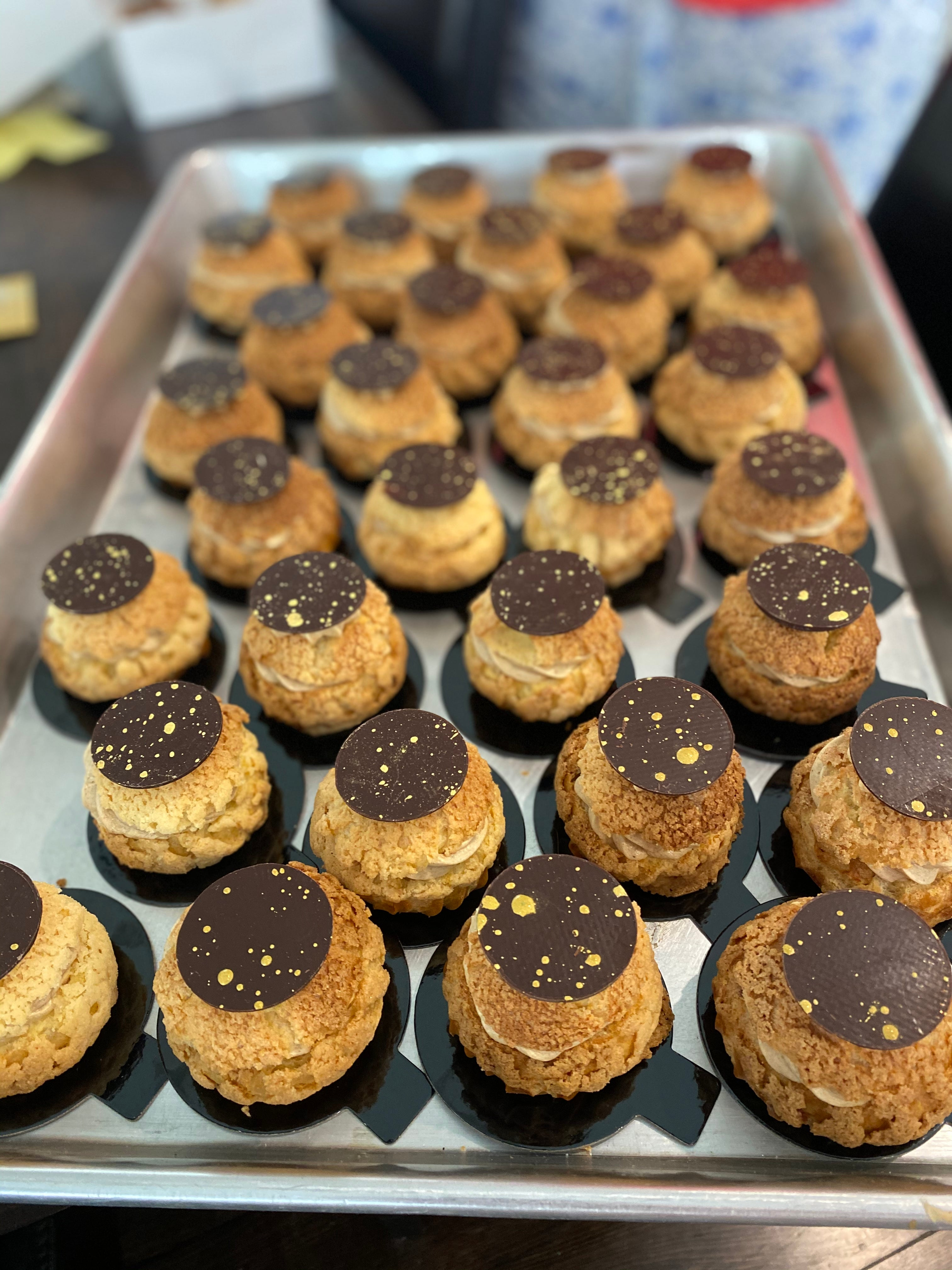 Friday 30 October - Choux