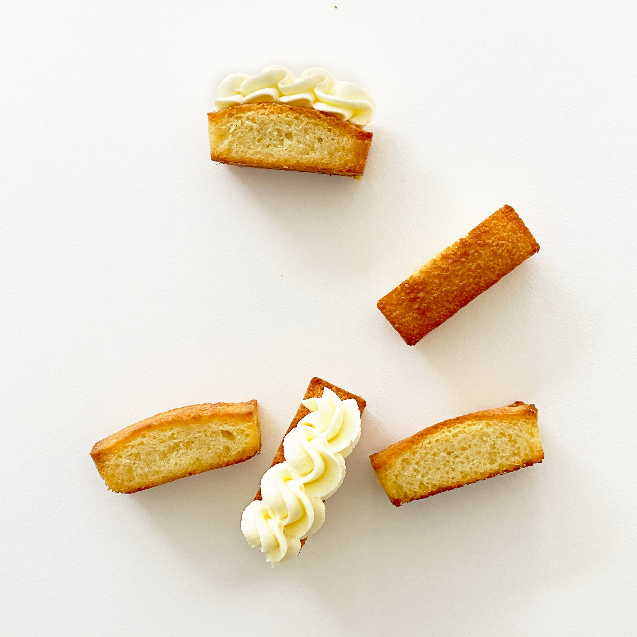 Almond & Burnt Butter Financiers - PREORDER MARCH 21ST