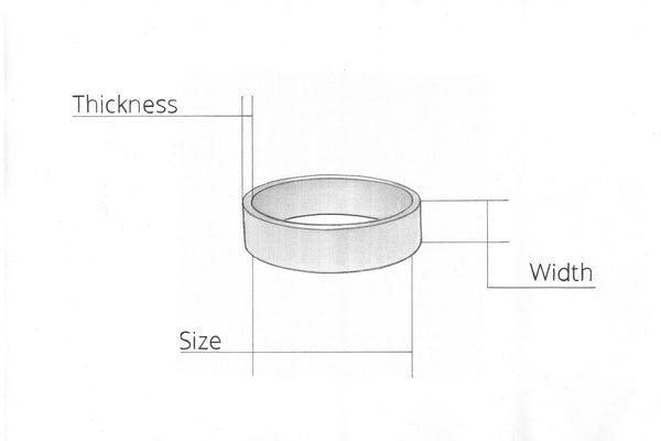 image about Printable Ring Size Strip identify Inside of-Element RING Dimensions Lead Ash Hilton Jewelry