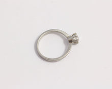 Platinum Engagement Ring with 6 Claw Set Ethical Diamond, [product_type} - Ash Hilton Jewellery