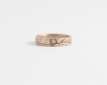 Blossom Ring in Rose Gold - Medium, [product_type} - Ash Hilton Jewellery
