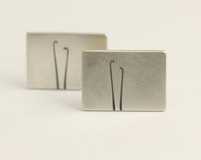Koru Cufflinks, [product_type} - Ash Hilton Jewellery