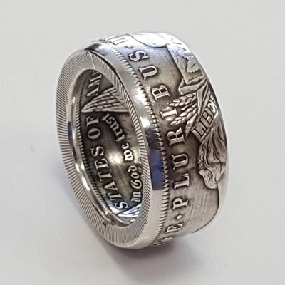 One Dollar of United States Ring - TheNineOneOne