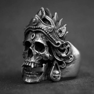 Skull Pirate Ring