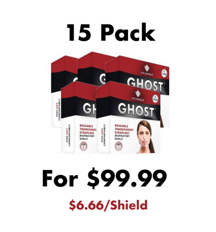 ViruShield Ghost™ 15 Pack