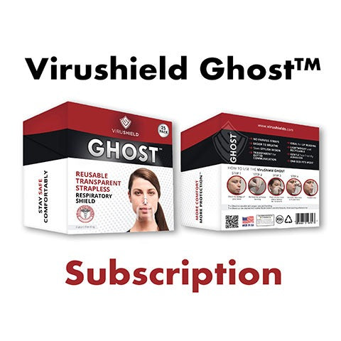 ViruShield Ghost ™ Subscription