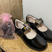 Lelli Kelly Bonnie Shoes Black Patent