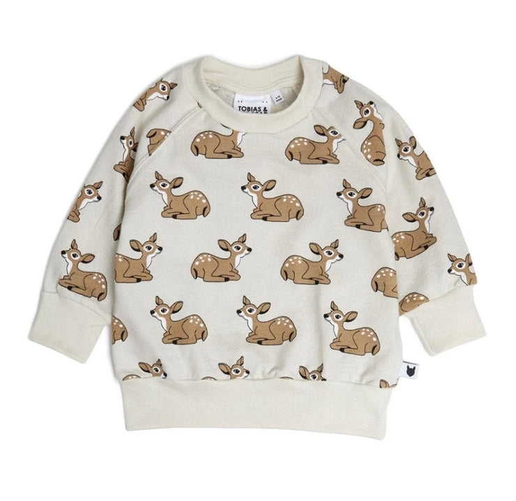 Tobias & The Bear Fawn Terry Top