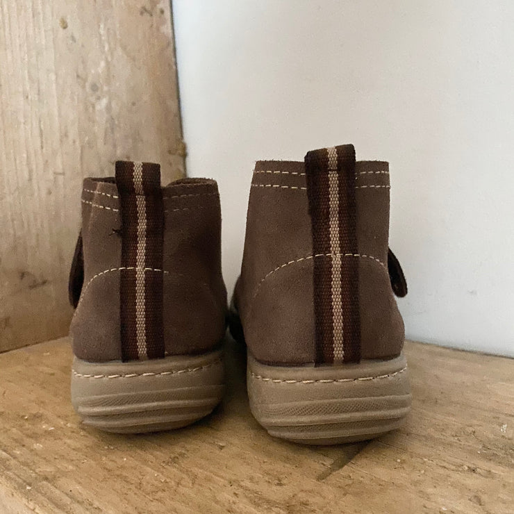 Duvic Cafe Brown Boots