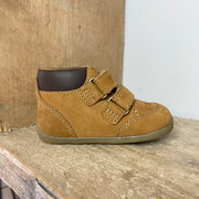 Bobux Step-Up Timber Boots Mustard