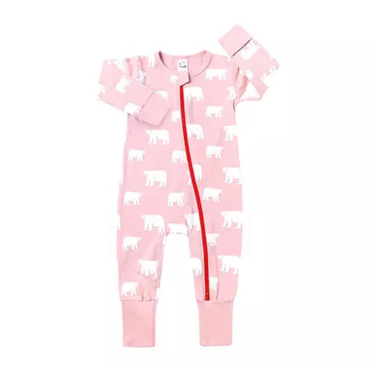 Polar Bear Romper