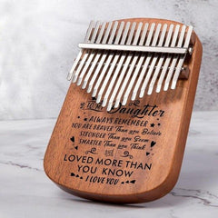 Personalized Kalimba: Chronicles and Check Out | My Lovely Presents