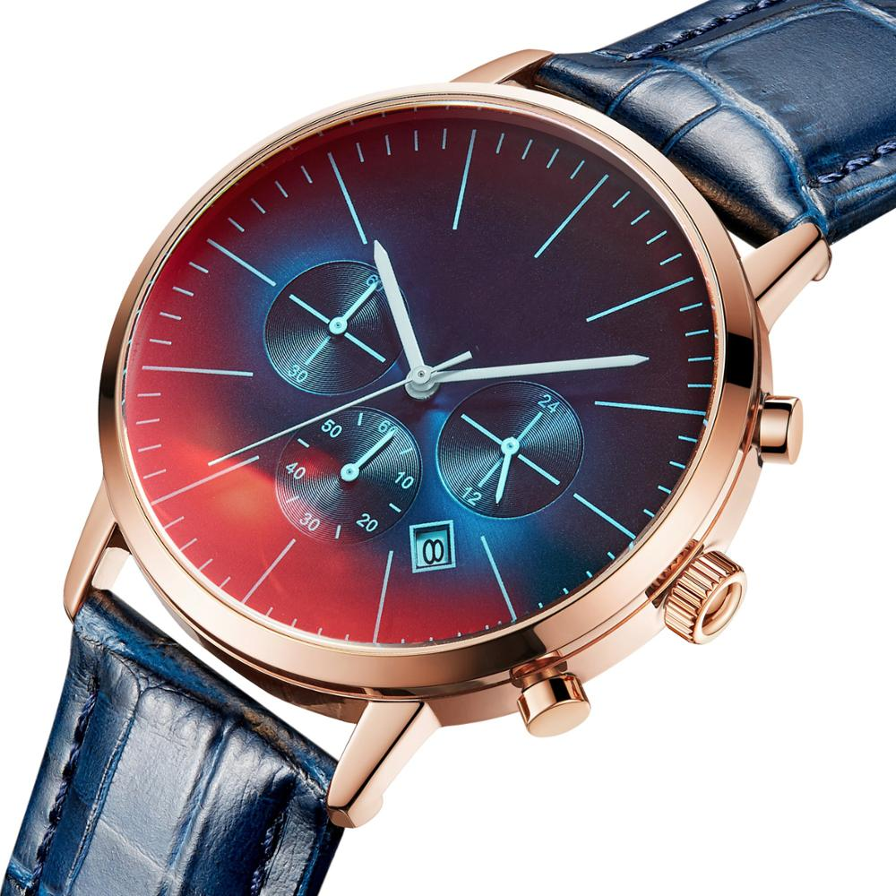 Leather Watches For Men | My Lovely Presents