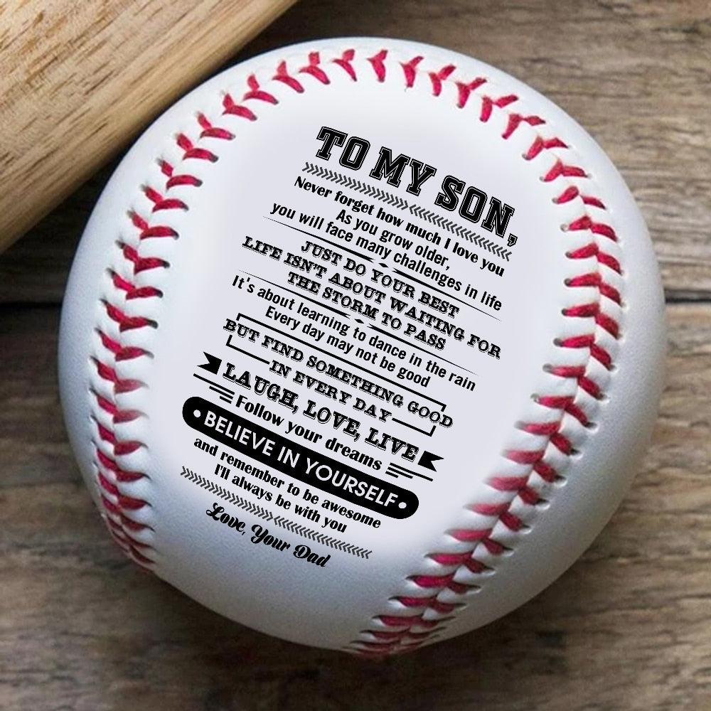 Personalized Baseball | My Lovely Presents
