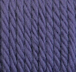 Heirloom Woolshed Merino - Purple Heart-  #6891