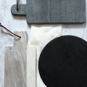 Charcoal Marble Board