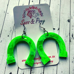 Horseshoe Earrings - Assorted