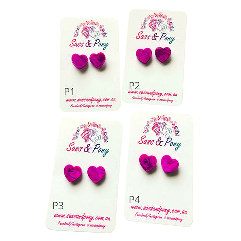 Heart Earrings - Assorted