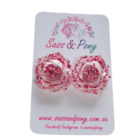 Rose Earrings - Assorted
