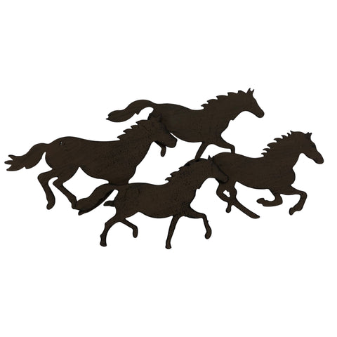 Running Horses Wall Art