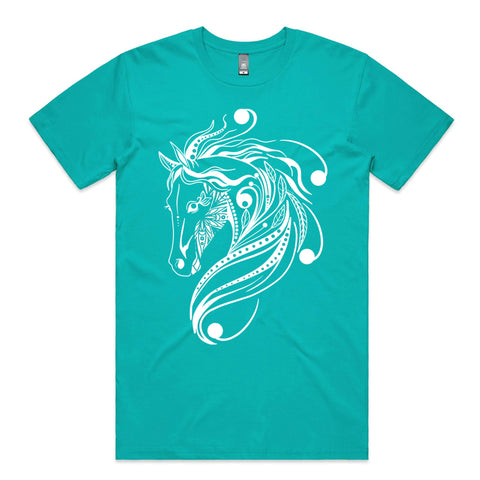 Luna Horse T Shirt - Assorted Colours