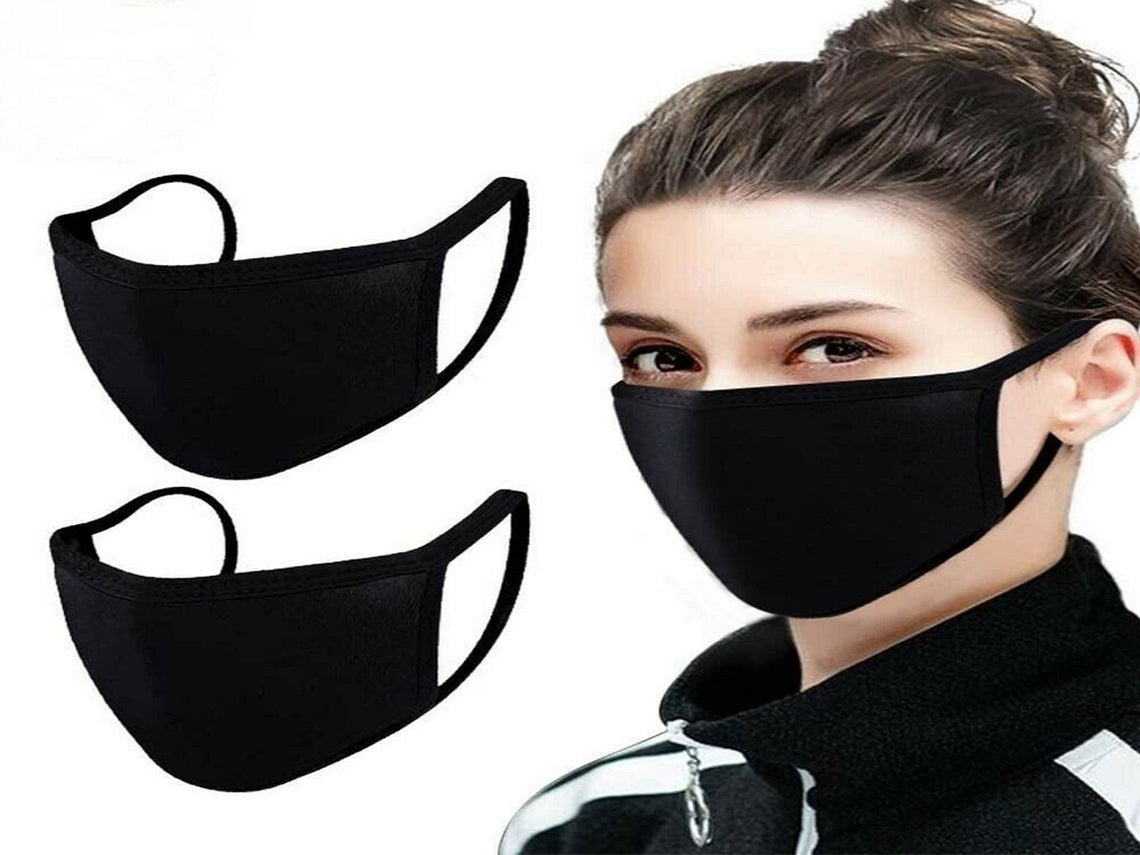 2 Pack Cotton Face Mask-All10dollars.com