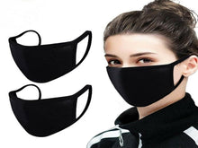 Load image into Gallery viewer, 2 Pack Cotton Face Mask