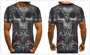 Bikers Men T-Shirt
