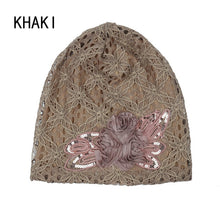 Load image into Gallery viewer, Women Skull Beanies Fashion Warm Cap Elasticity Knit Hats-women beanies-All10dollars.com