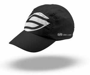 Selkirk Sport Big Logo Jockey Hat Adjustable Color Black
