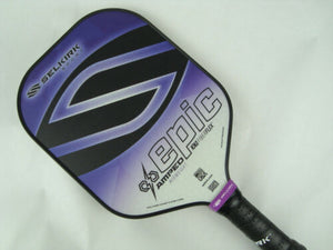 2020 Selkirk Amped X5 Epic Pickleball Paddle Midweight Fiber Flex Purple