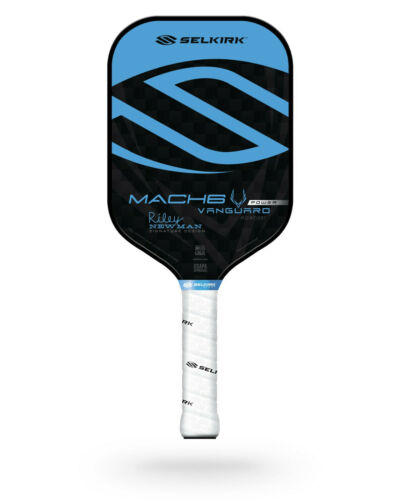 Selkirk Vanguard Riley Newman Edition Power Mach6 Pickleball Paddle Midweight