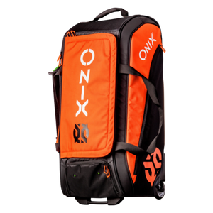 Onix Pickleball ProTeam Wheeled Duffle Bag All Your Gear in One Bag KZ7400-PWBOB