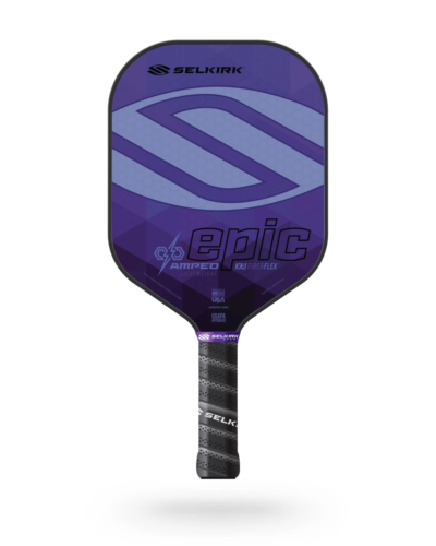 2021 Selkirk Amped X5 Epic Pickleball Paddle Lightweight Amethyst Purple