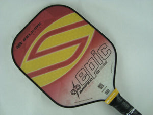 2020 Selkirk Amped X5 Epic Pickleball Paddle Lightweight California Release Red