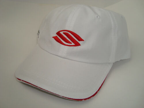 Selkirk Sport Lightweight Runners Cap Adjustable Hat Color White