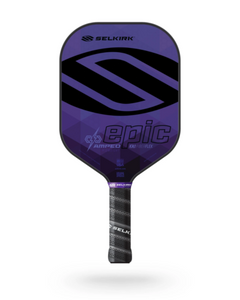 2021 Selkirk Amped X5 Epic Pickleball Paddle Midweight Amethyst Purple