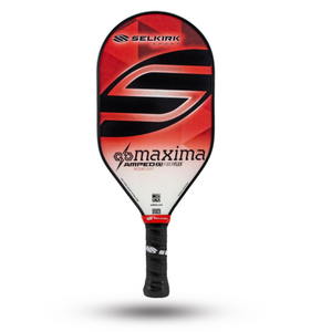 2020 Selkirk Amped X5 Maxima Pickleball Paddle Midweight Red