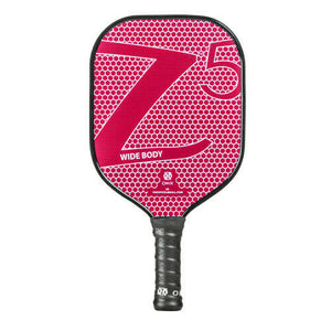 Onix Z5 Composite Pickleball Paddle Lucy Kovalova Matt Wright Red