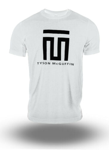 Selkirk Tyson McGuffin Limited Edition Men's Crew T-Shirt L White