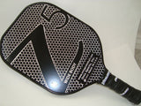 Onix Z5 Composite Pickleball Paddle Lucy Kovalova Matt Wright Black