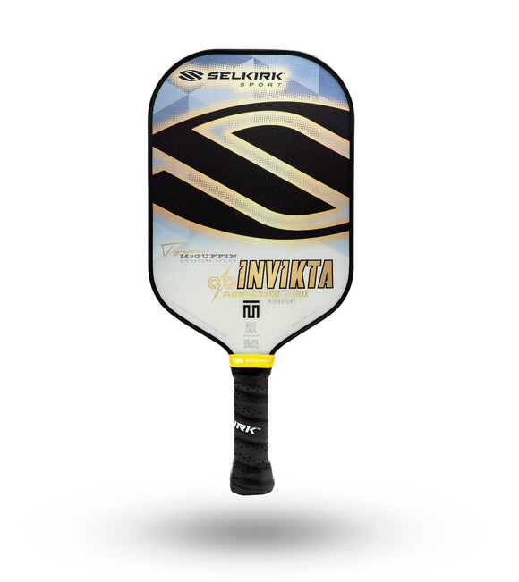 Selkirk Amped X5 Invikta Tyson McGuffin Signature Pickleball Paddle Midweight