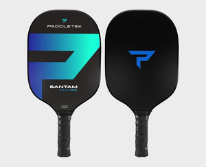 Paddletek Bantam EXL PRO Pickleball Paddle SRT Poly Core EX-L Riptide Blue