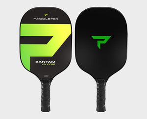 Paddletek Bantam EXL PRO Pickleball Paddle SRT Poly Core EX-L Barium Green