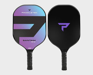 Paddletek Bantam TS5 Pickleball Paddle Polymer Honeycomb Core Aurora Purple