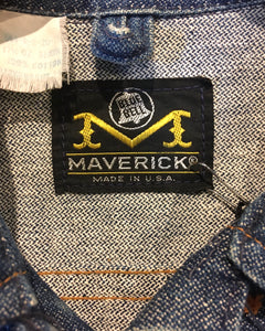 MAVERICK-Denim Jablet-(Ladies)Made in U.S.A.